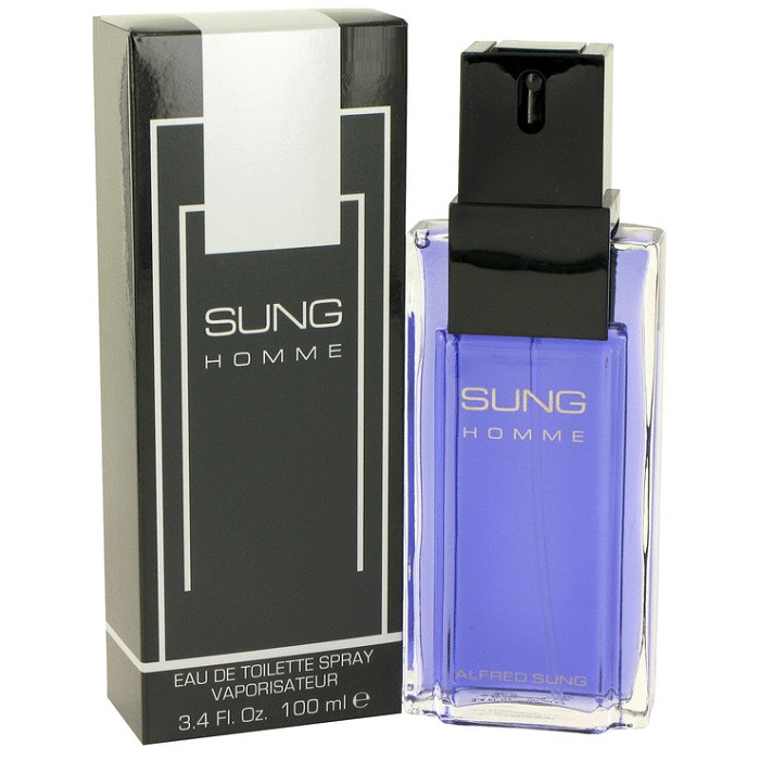 Sung Cologne by Alfred Sung 3.4oz Eau De Toilette Spray for men