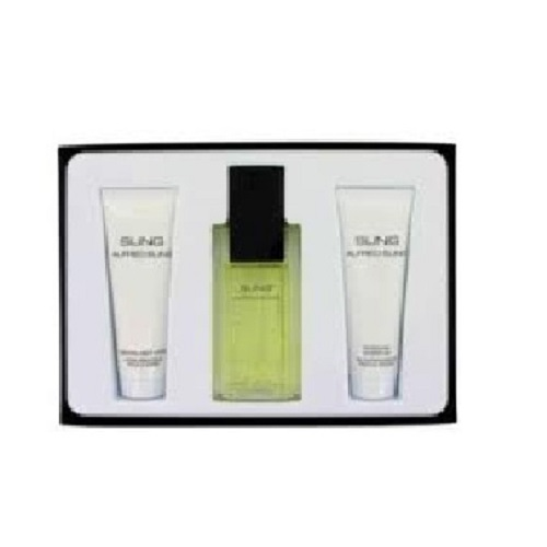 Sung Gift Set for women - 3.4oz Eau De Toilette spray, 2.5oz Body Lotion and 2.5oz Shower Gel