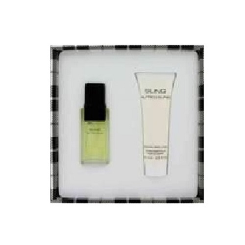 Sung Perfume Gift Set for women - 3.4oz Eau De Toilette spray and 6.8oz Essential Body Lotion