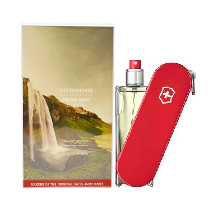 Swiss Army Classic Cologne by Swiss Army 3.4oz Eau De Toilette spray for men