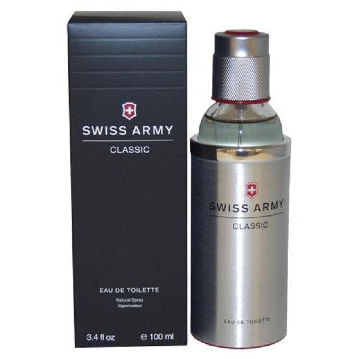 Swiss Army Cologne by Swiss Army 3.4oz Eau De Toilette spray for men