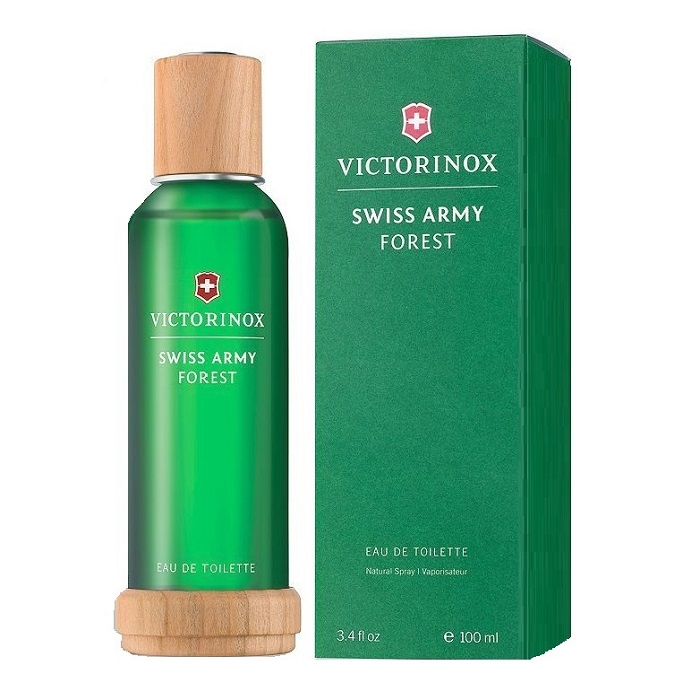 Swiss Army Forest Cologne by Swiss Army 3.4oz Eau De Toilette spray for Men