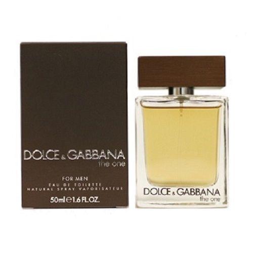 Dolce & Gabbana The One Cologne by Dolce & Gabbana 1.6oz Eau De Toilette spray for men