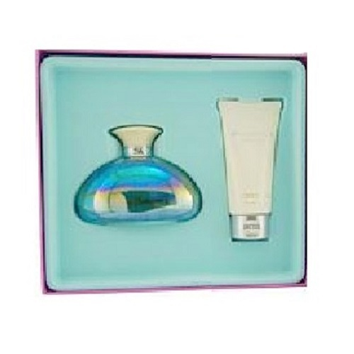 Tommy Bahama Very Cool Perfume Set for Women - 3.4oz Eau De Parfum & 6.7oz Body Lotion