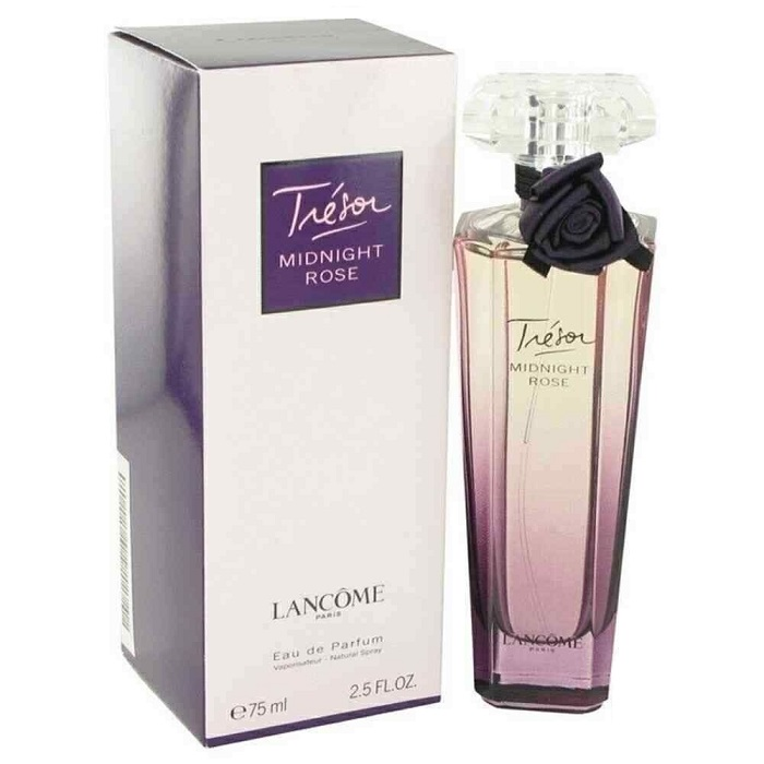 Tresor Midnight Rose Perfume by Lancome 2.5oz L\'Eau De Parfum spray for women