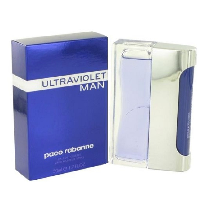 Ultraviolet Cologne by Paco Rabanne 1.7oz Eau De Toilette spray for Men