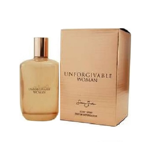 Unforgivable Perfume by Sean John 4.2oz Eau De Parfum spray for women