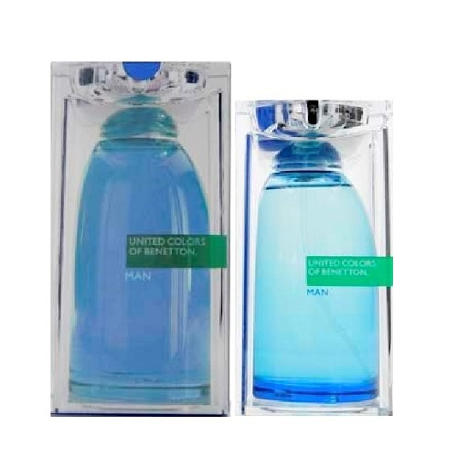 United Colors Of Benetton Cologne by Benetton 2.5oz Eau De Toilette spray for Men