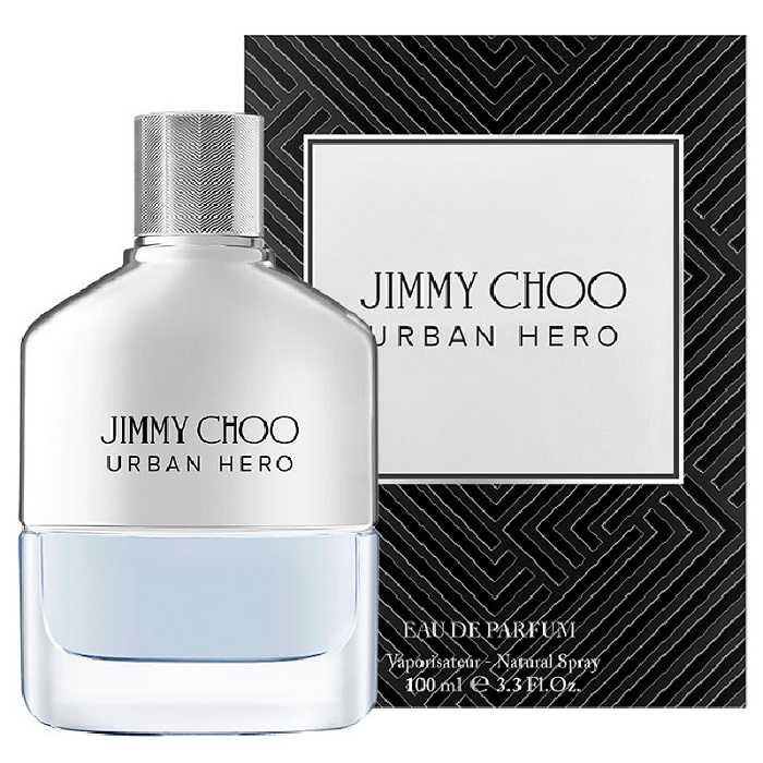 Jimmy Choo Urban Hero Cologne by Jimmy Choo 3.3oz Eau De Parfum Spray for men