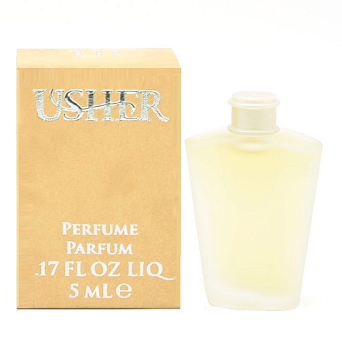 Usher Mini Perfume by Usher 0.17oz / 5ml Eau De Parfum for women