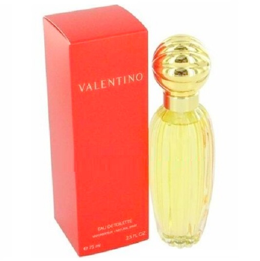 Valentino Perfume by Valentino 2.5oz Eau De Toilette Spray for women