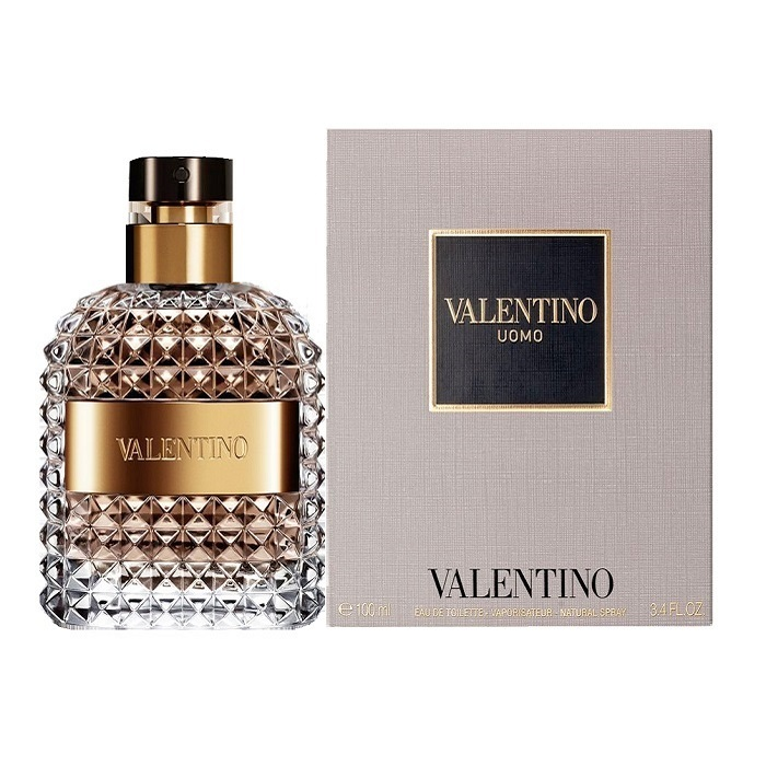 Valentino Uomo Cologne by Valentino 3.4oz Eau De toilette spray for men