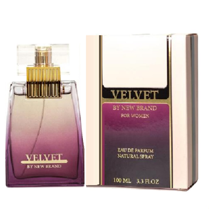 Velvet Perfume by New Brand 3.3oz Eau De Parfum spray for Women