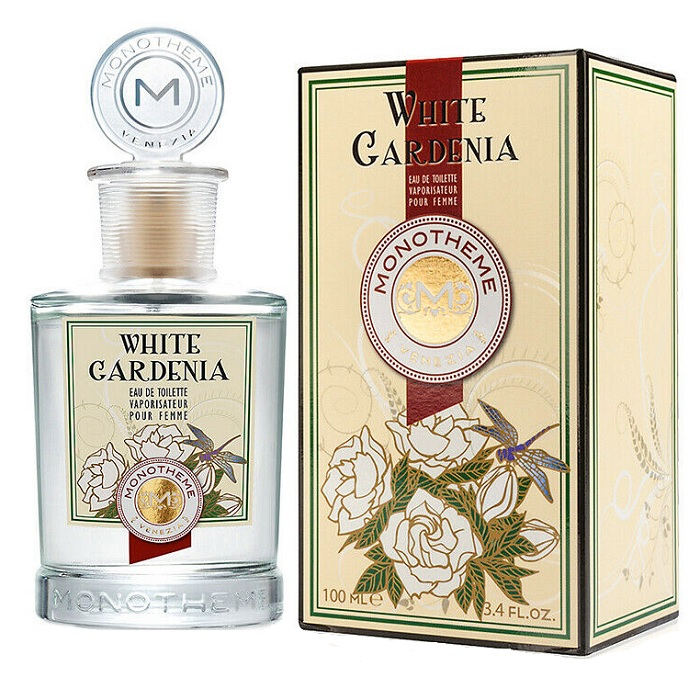 Venezia White Gardenia Perfume by Monotheme 3.4oz Eau De Toilette Spray for women