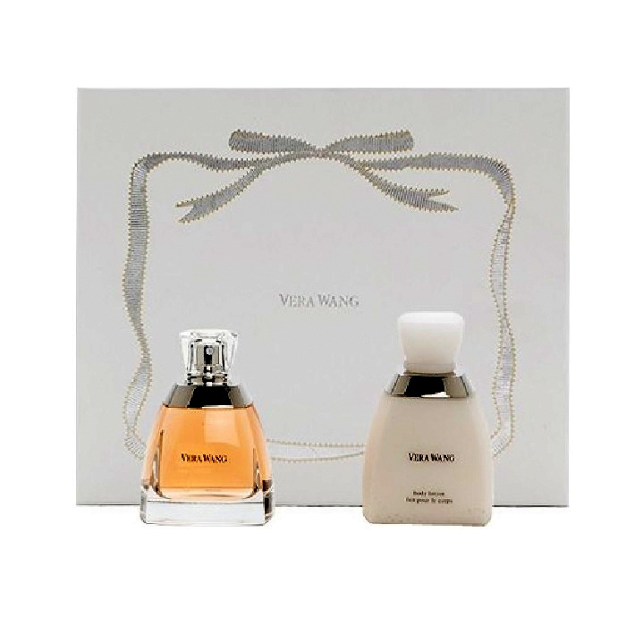 Vera Wang Perfume Gift Set for women - 3.4oz Eau De Parfum spray, & 6.7oz Perfumed Body Lotion