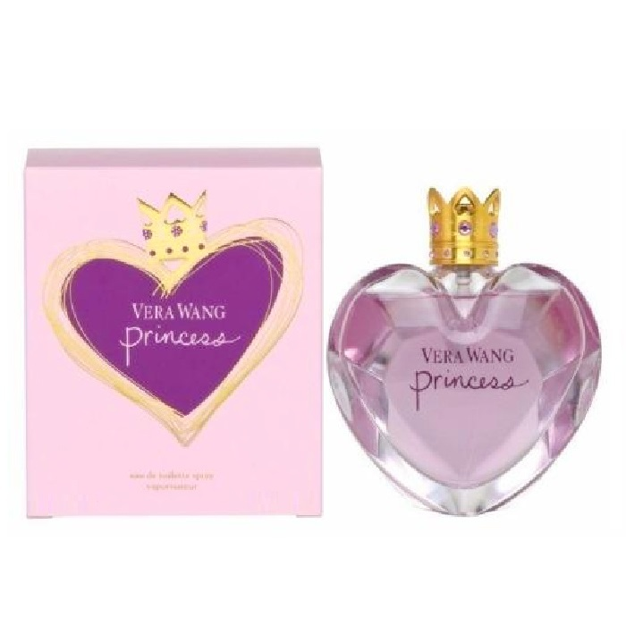 Vera Wang Princess Perfume by Vera Wang 1.0oz Eau De Toilette spray for Women