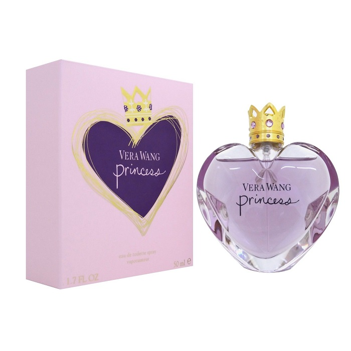 Vera Wang Princess Perfume by Vera Wang 1.7oz Eau De Toilette spray for Women