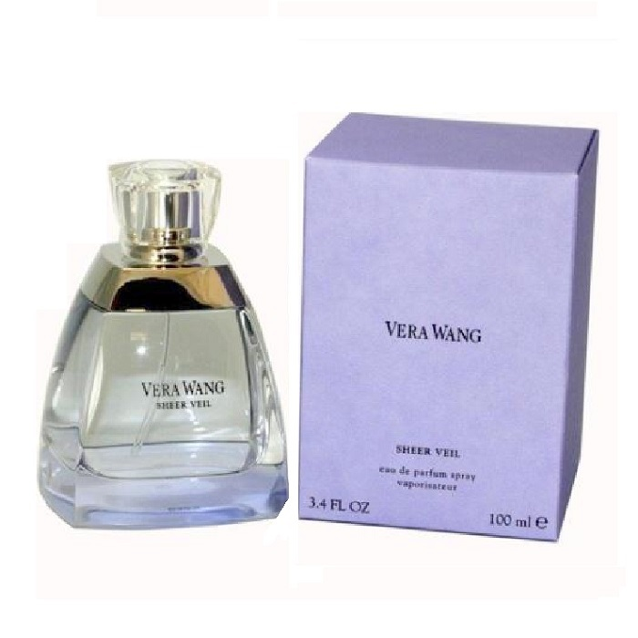 Vera Wang Sheer Veil Perfume by Vera Wang 3.4oz Eau De Parfum spray for Women