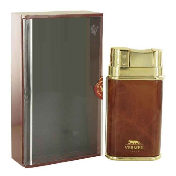 Vermeil Cologne by Jean Louis Vermeil 3.4oz Eau De Toilette spray for Men