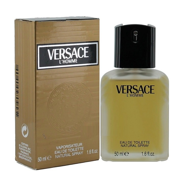 Versace L'Homme Cologne by Versace 1.6oz Eau De Toilette spray for men