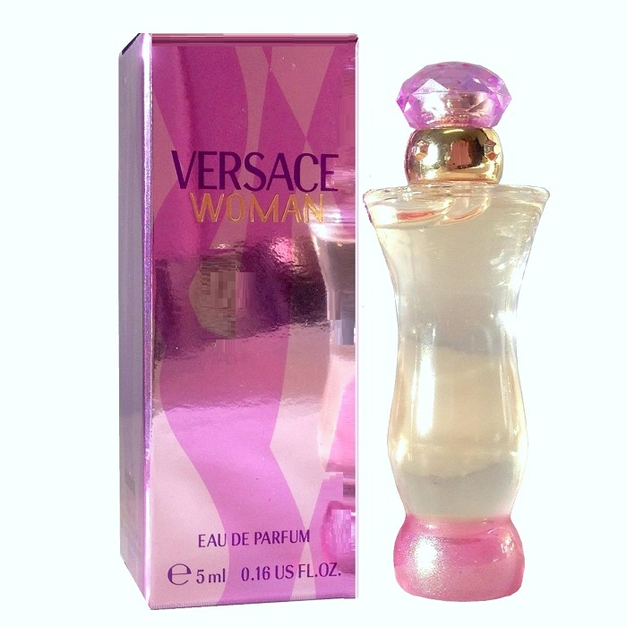 Versace Women Mini Perfume by Versace 0.16oz / 5ml Eau De Parfum for women