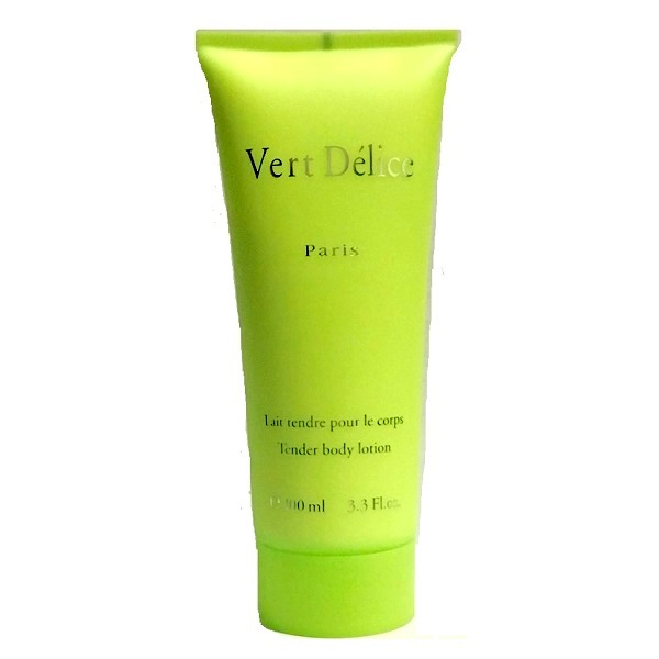 Vert Delice Tender Body Lotion by Yves de sistelle 3.3oz for Women