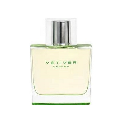 Vetiver Carven Unbox Cologne by Carven 3.4oz Eau De Toilette spray for men