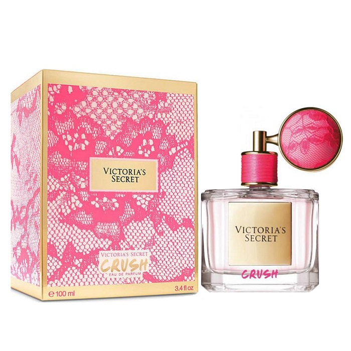 Victoria\'s Secret Crush Perfume by Victoria\'s Secret 3.4oz Eau De Parfum spray for women