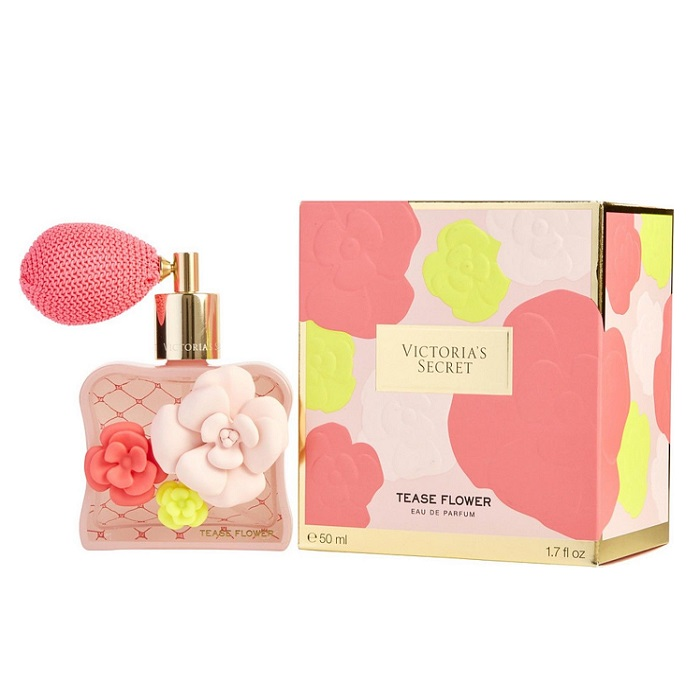 Victoria's Secret Tease Flower Perfume by Victoria's Secret 1.7oz Eau De Parfum spray for women