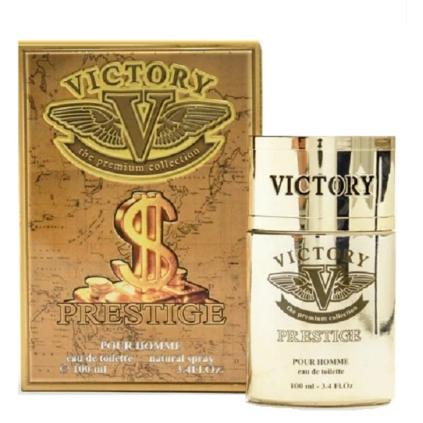 Victory Prestige Cologne by New Brand 3.4oz Eau De Toilette Spray for men