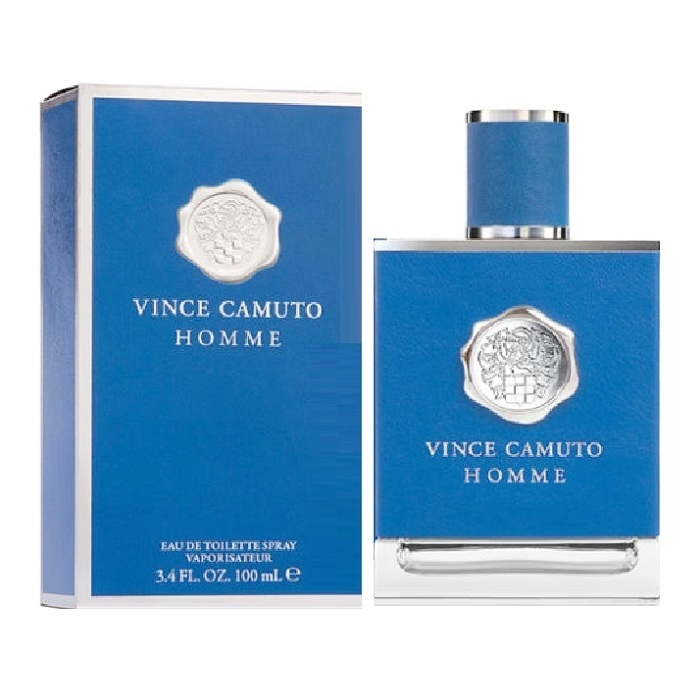 Vince Camuto Homme Cologne by Vince Camuto 3.4oz Eau De Toilette spray for Men