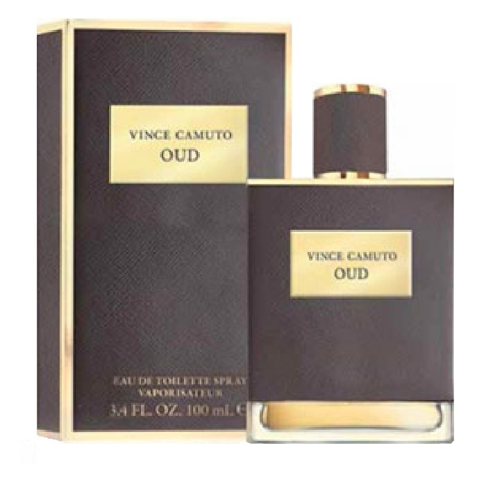 Vince Camuto Oud Cologne by Vince Camuto 3.4oz Eau De Toilette spray for men