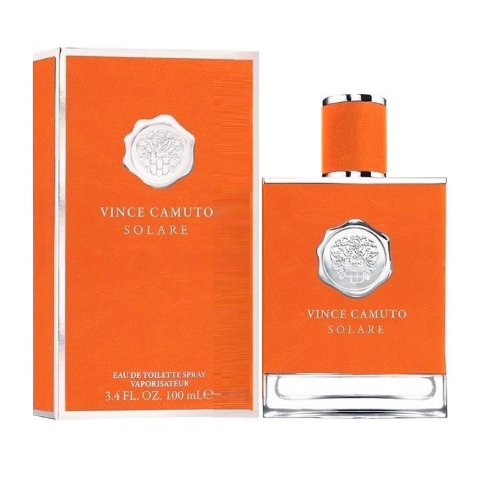 Vince Camuto Solare Cologne by Vince Camuto 3.4oz Eau De toilette spray for Men