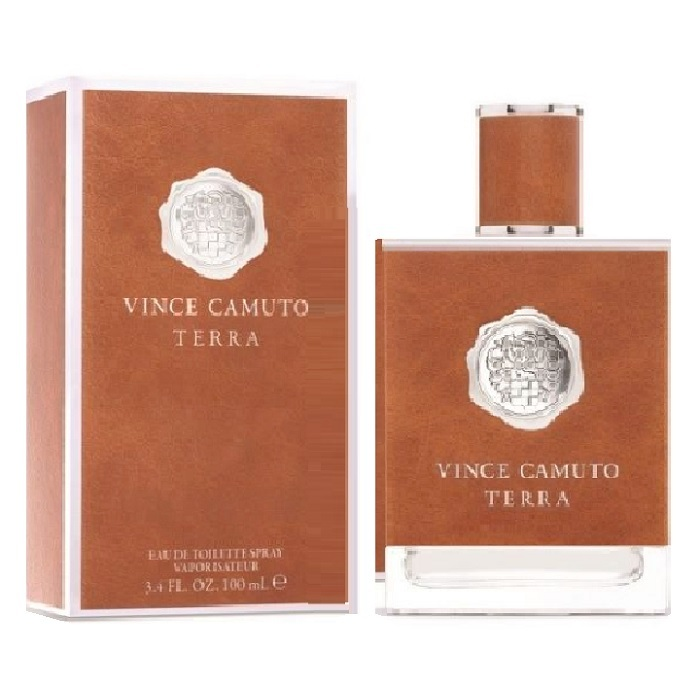 Vince Camuto Terra Cologne by Vince Camuto 3.4oz Eau De toilette spray for men