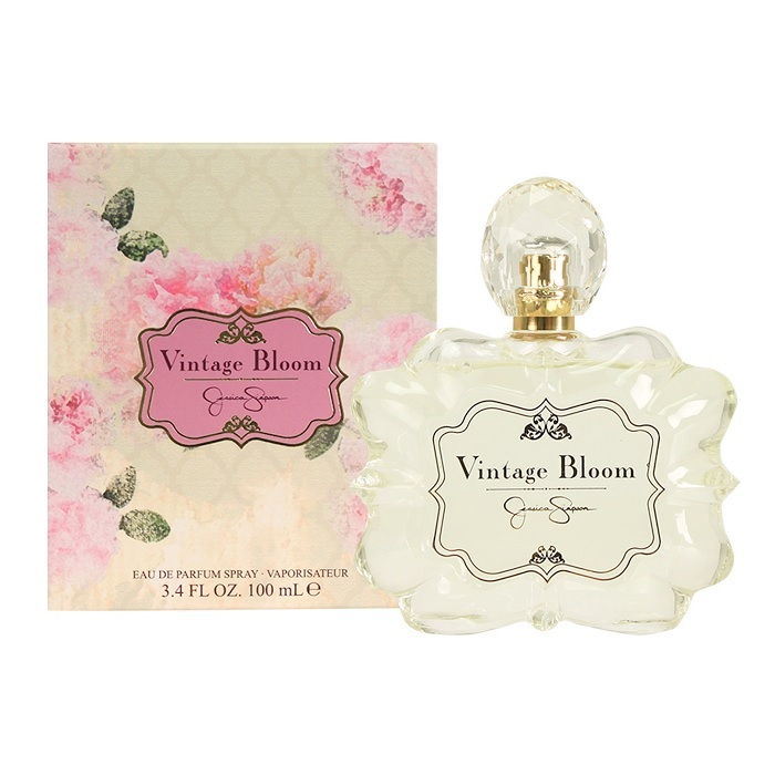Vintage Bloom Perfume by Jessica Simpson 3.4oz Eau De Parfum spray for women