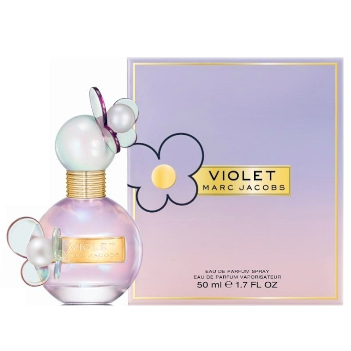 Violet Perfume by Marc Jacobs 1.7oz Eau De Parfum Spray for women
