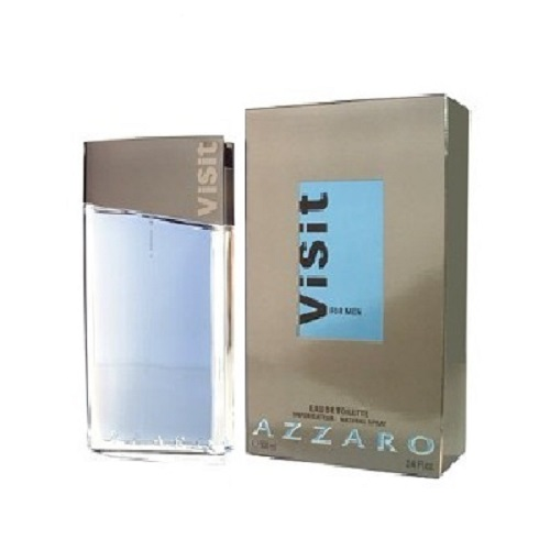 Visit Cologne by Loris Azzaro 3.4oz Eau De toilette spray for Men