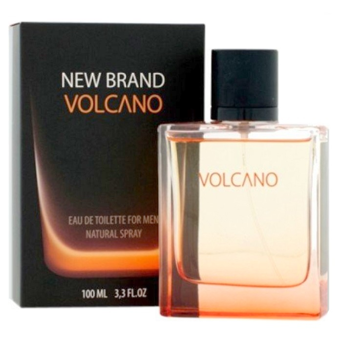 Volcano Cologne by New Brand 3.3oz Eau De Toilette Spray for men