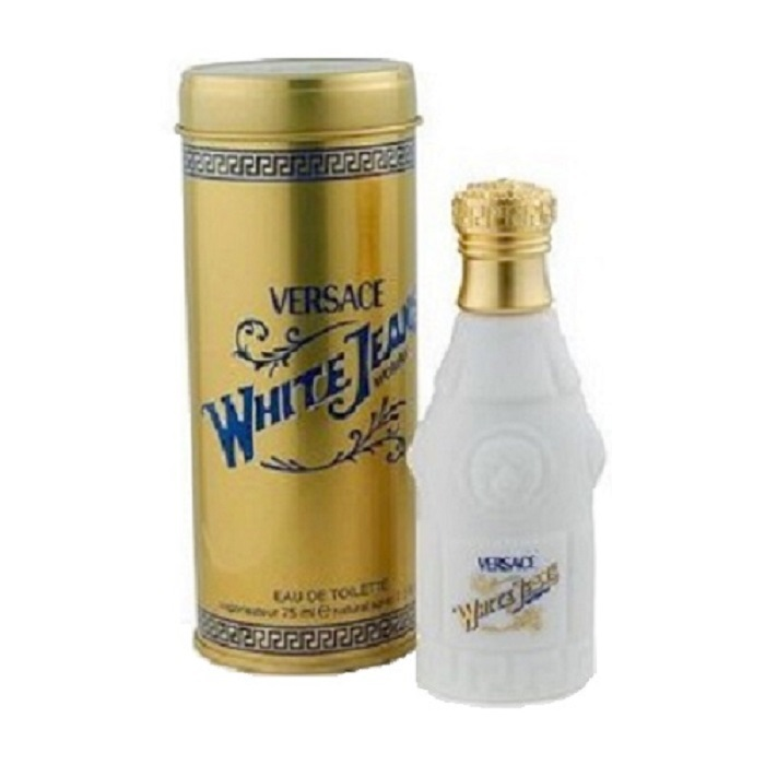White Jeans Perfume by Versace 2.5oz Eau De Toilette spray for Women