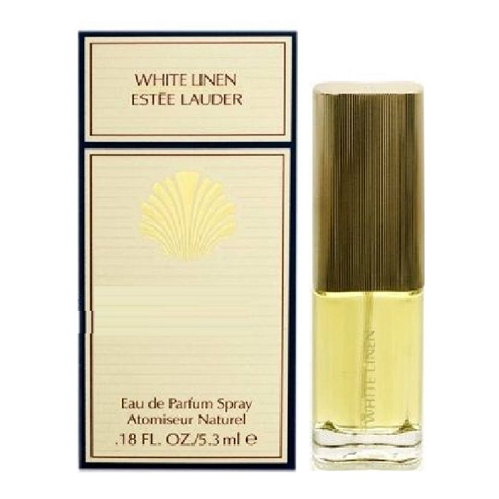 White Linen Mini Perfume by Estee Lauder 0.18oz / 5.3ml Eau De Parfum spray for women