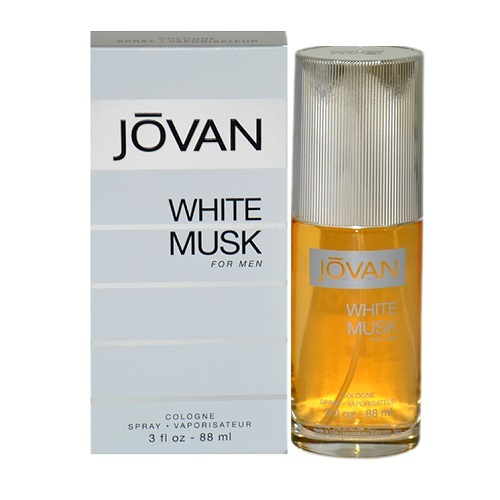 White Musk Cologne