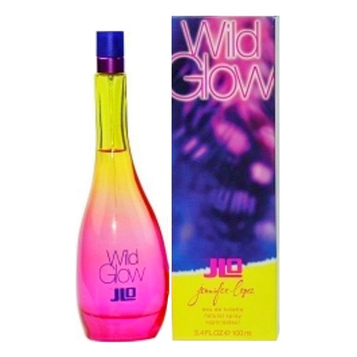 Wild Glow Perfume by Jennifer Lopez 3.4oz Eau De Toilette spray for Women