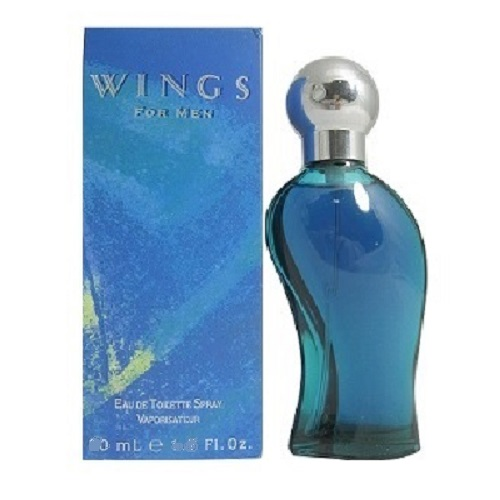 Wings Cologne by Giorgio Beverly Hills 3.4oz Eau De Toilette spray for Men