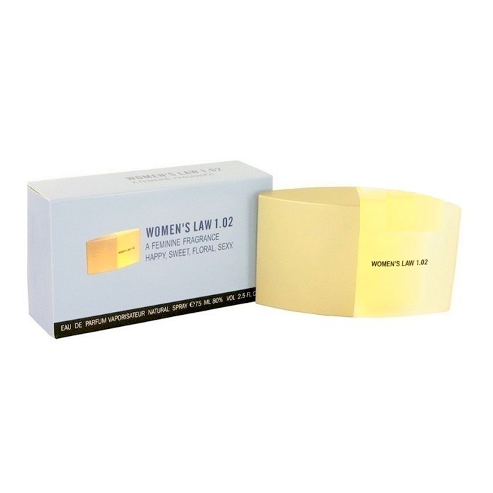 Women's Law Perfume by Monceau 2.5oz Eau De Parfum spray for Women