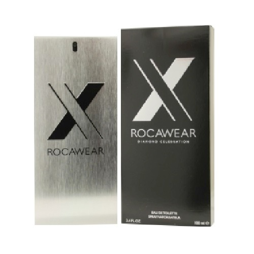 X Rocawear Cologne by Jay-Z 3.4oz Eau De Toilette spray for Men