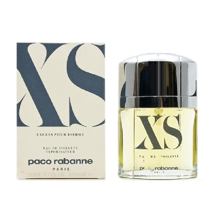 XS Paco Rabanne Cologne by Paco Rabanne 1.7oz Eau De Toilette spray for Men