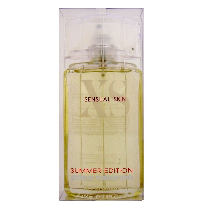 XS Sensual Skin Cologne Summer Edition by Paco Rabanne 3.4oz Eau De Toilette spray for Men