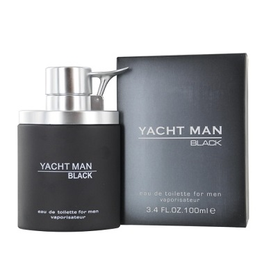 Yacht Man Black Cologne