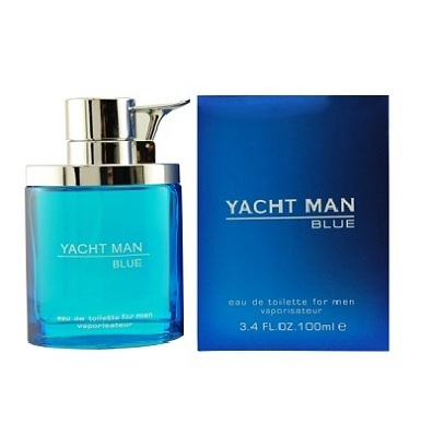 Yacht Man Blue Cologne