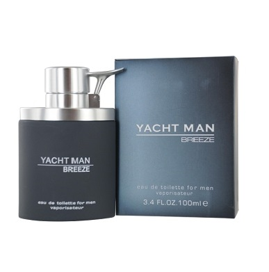 Yacht Man Breeze Cologne